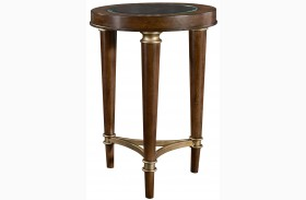 Kirsten Chairside Table