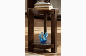 Ryleigh Round Chairside Table