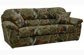 Cumberland Mossy Oak New Breakup Fabric Sofa