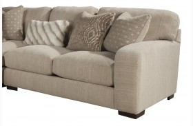 Serena Oyster Finish RAF Loveseat