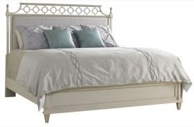 Preserve Botany Cream Panel Bed