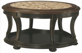 Dorset Black Cocktail Table