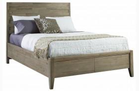 Harbourside Horizontal Slat Panel Bed