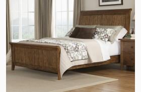 Hearthstone Sleigh Bed
