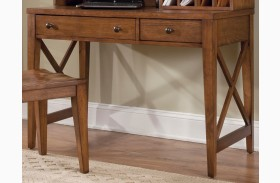 Hearthstone Brown Writing Desk