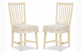 Riverhouse River Boat Chair Set of 2