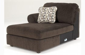 Jessa Place Chocolate LAF Chaise
