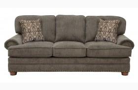 Braddock Metal Finish Sofa