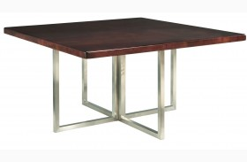 Soho Dark Brown Cocktail Table