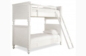 Smartstuff White Bunk Bed