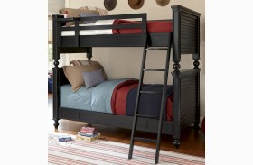 Smartstuff Black Bunk Bed