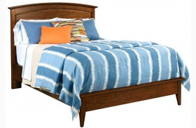 Gatherings Cinnamon Arch Bed