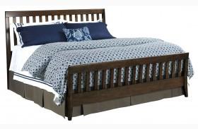 Gatherings Molasses Slat Bed