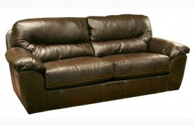 Brantley Java Finish Sofa