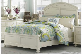 Seabrooke Panel Bed