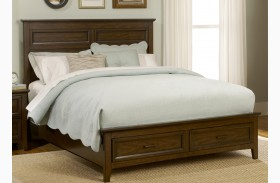 Laurel Creek Panel Storage Bed