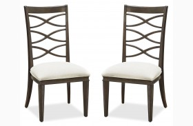 California X-Back Chair Set of 2
