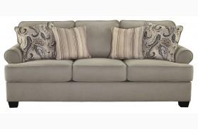 Melaya Pebble Finish Sofa