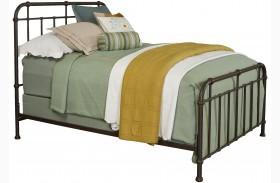 Cranford Spindle Metal Bed