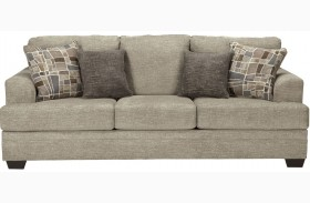 Barrish Sisal Finish Sofa