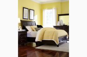Farnsworth Sleigh Storage Bed