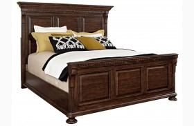 Lyla Panel Bed