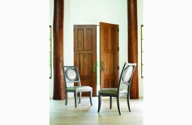 Tower Suite Moonstone Upholstered Back Dining Chair