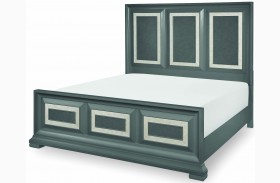 Tower Suite Moonstone Panel Bed