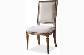 Remix Bannister Finish Dining Chair
