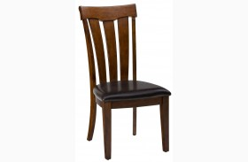 Plantation Upholstered Dining Chair Set of 2