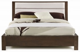 Hudson Upholstered Platform Bed