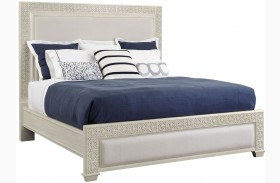 Coastal Living Oasis Oyster Finish Catalina Panel Bed