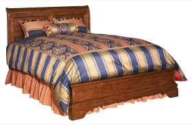 Chateau Royale Low Profile Bed