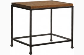 Ocean Club Reef Bamboo Top End Table