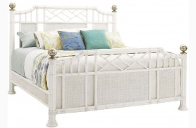 Ivory Key Pritchards Bay Panel Bed