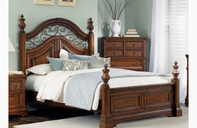 Laurelwood Poster Bed