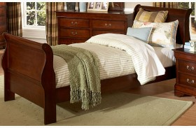 Chateau Brown Youth Panel Bed