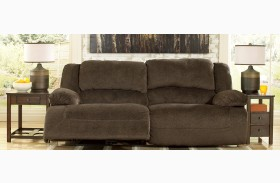 Toletta Chocolate 2 Seat Sofa