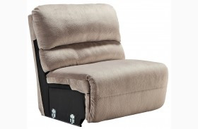 Toletta Armless Granite Recliner