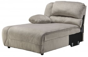 Toletta Granite Left Arm Facing Press Back Chaise