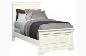 Teaberry Lane Stardust Youth Panel Bed