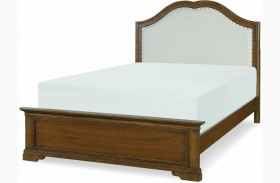 Danielle French Laundry Youth Upholstered Platform Bed