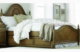 Danielle French Laundry Youth Low Poster Bed