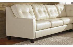 O'Kean Galaxy Finish LAF Sofa