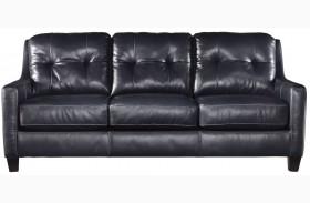 O'Kean Navy Finish Sofa