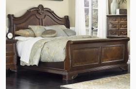 Highland Court Sleigh Bed