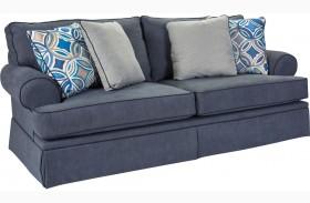 Emily Woven Fabric Sofa