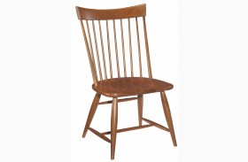 Cherry Park Windsor Style Side Chair Set of 2