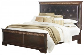 Venetian Panel Bed