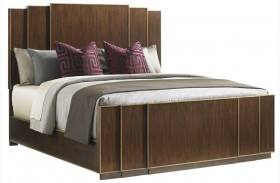 Tower Place Fairmont Panel Bed